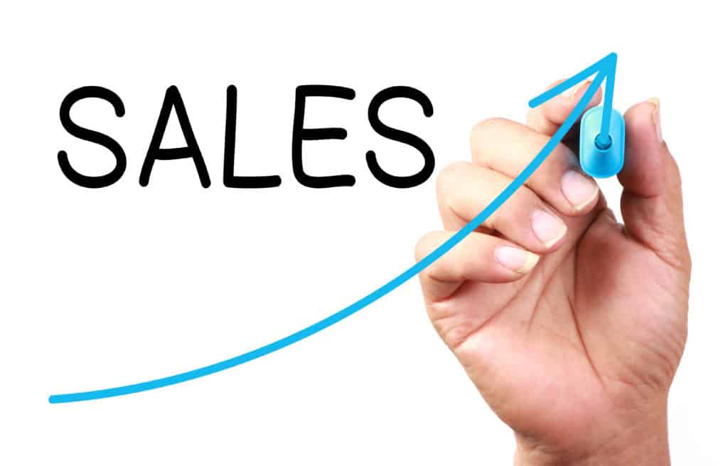 Tips on how to skyrocket sales growth.