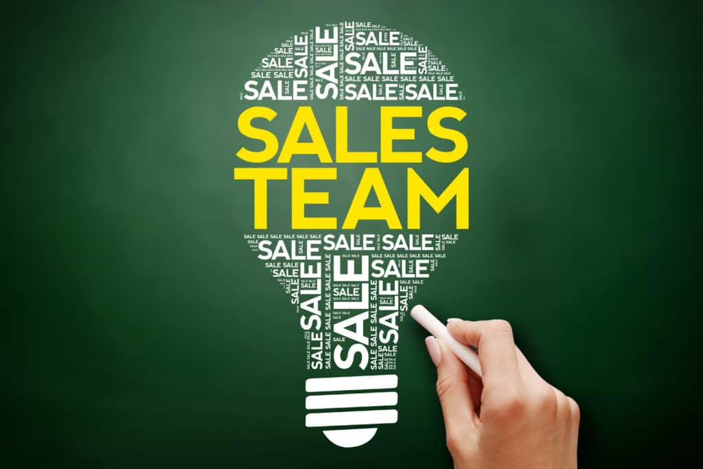 Vanessa Nornberg shares six tips to creating a stellar sales team.